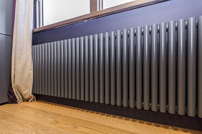 Необходимое теплопотребление радиатора