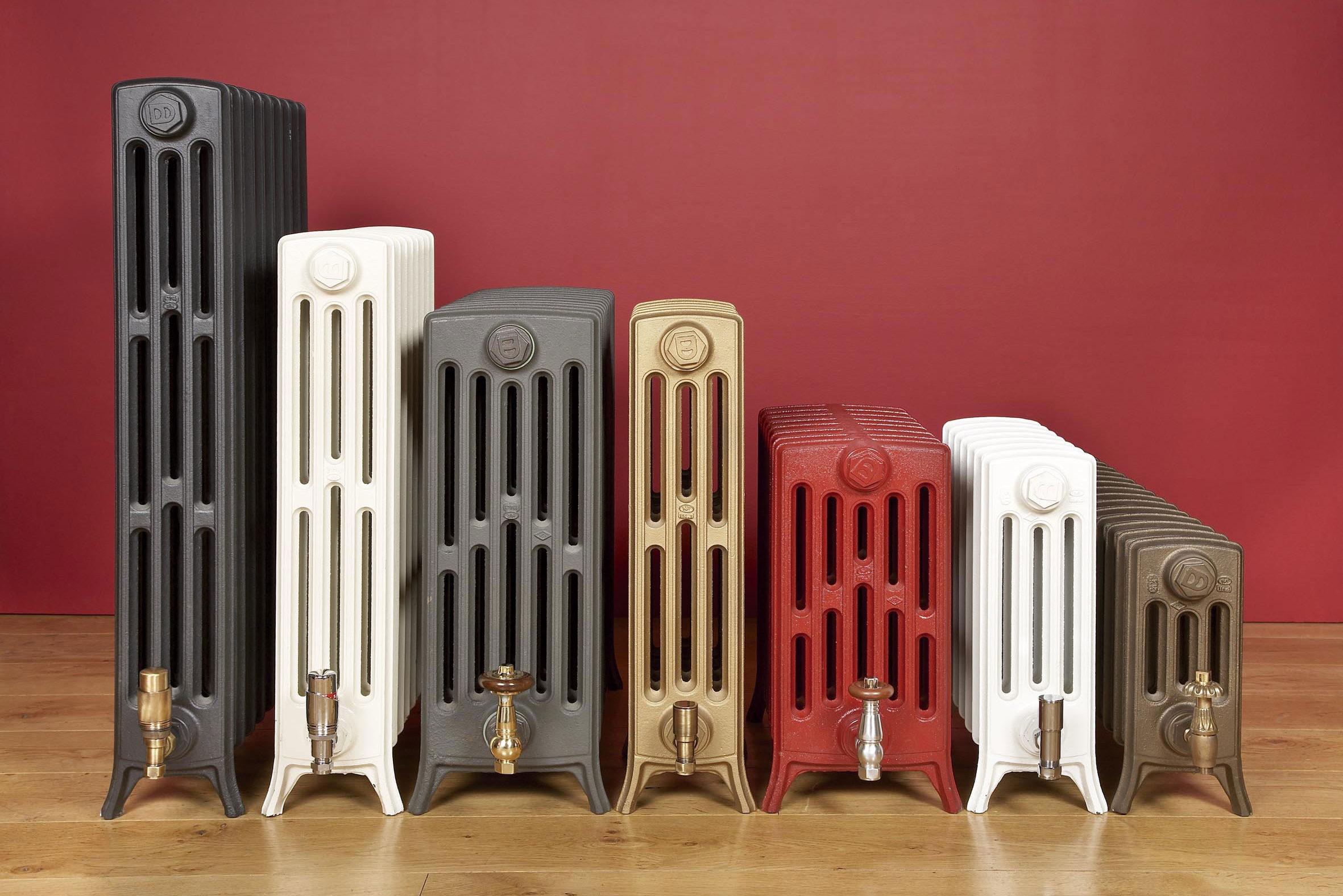 Тепловая мощность радиатора