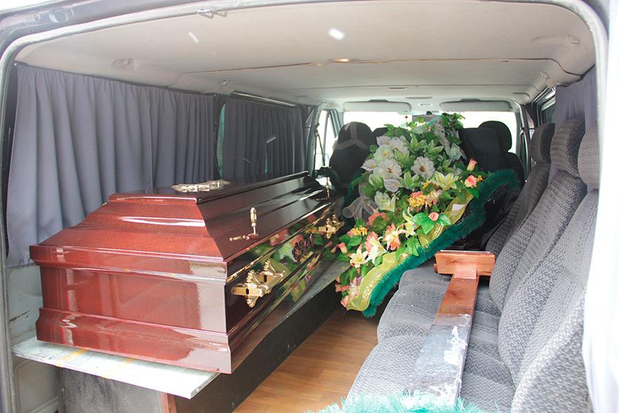 Перевезення померлого